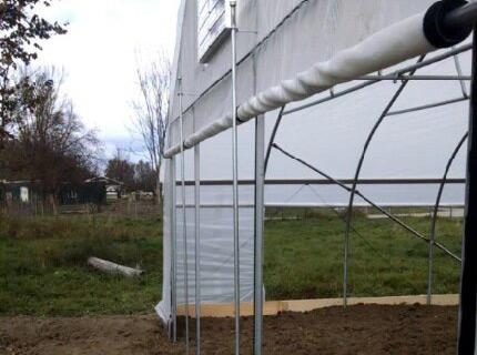 Nifty Hoops Full Roll-Up Endwalls
