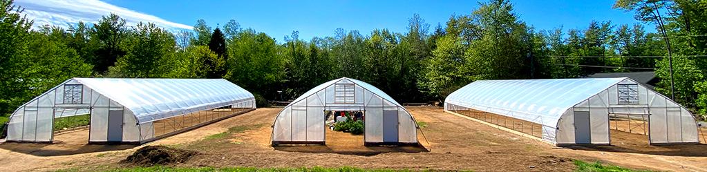 Hoophouses Ann Arbor MI Vegetable Planning Sheets